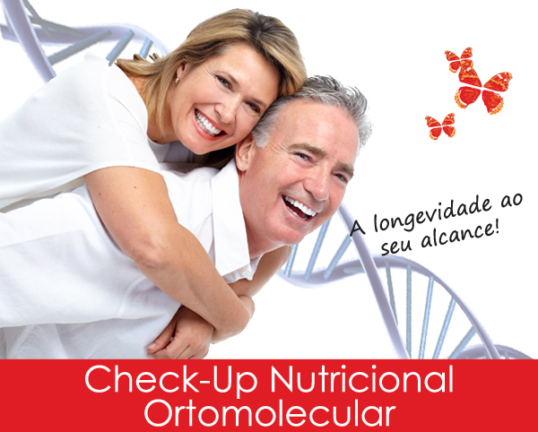 Clinicas Persona - Check-Up Nutricional Ortomolecular